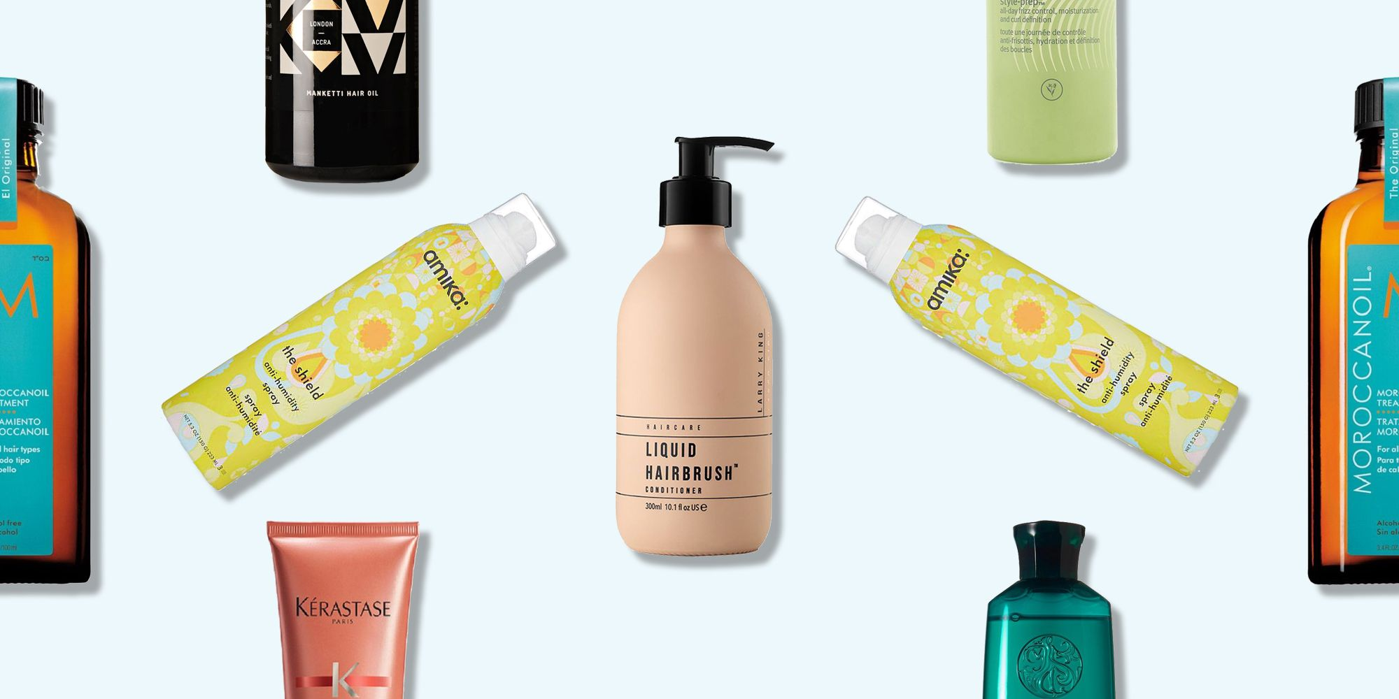 The Best Curly Hair Products   20 Of The Best Serums For Curly Hair