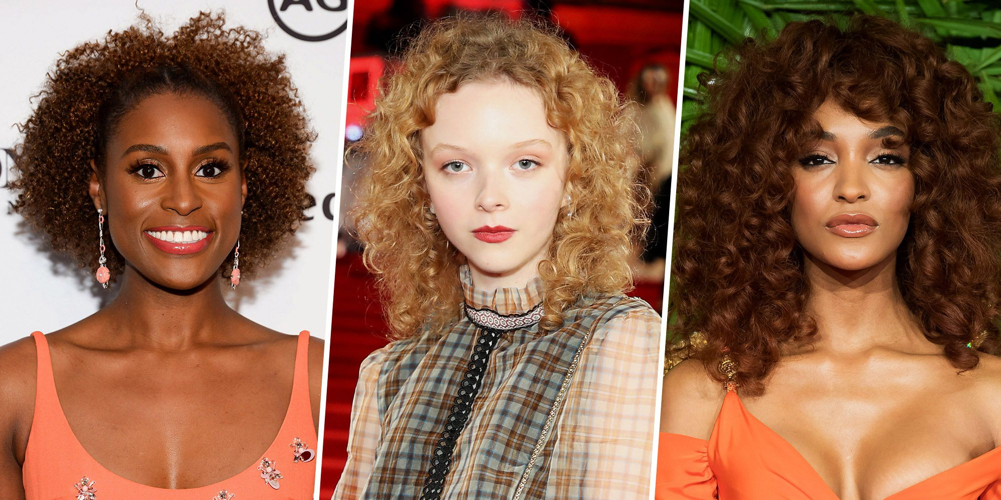 55 Best Curly Hairstyles of 2018 , Cute Hairstyles for Curly