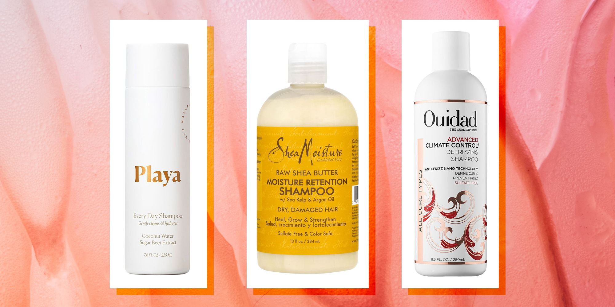 5 Best Shampoo Picks For Curly Hair Best Sulfate Free Curl