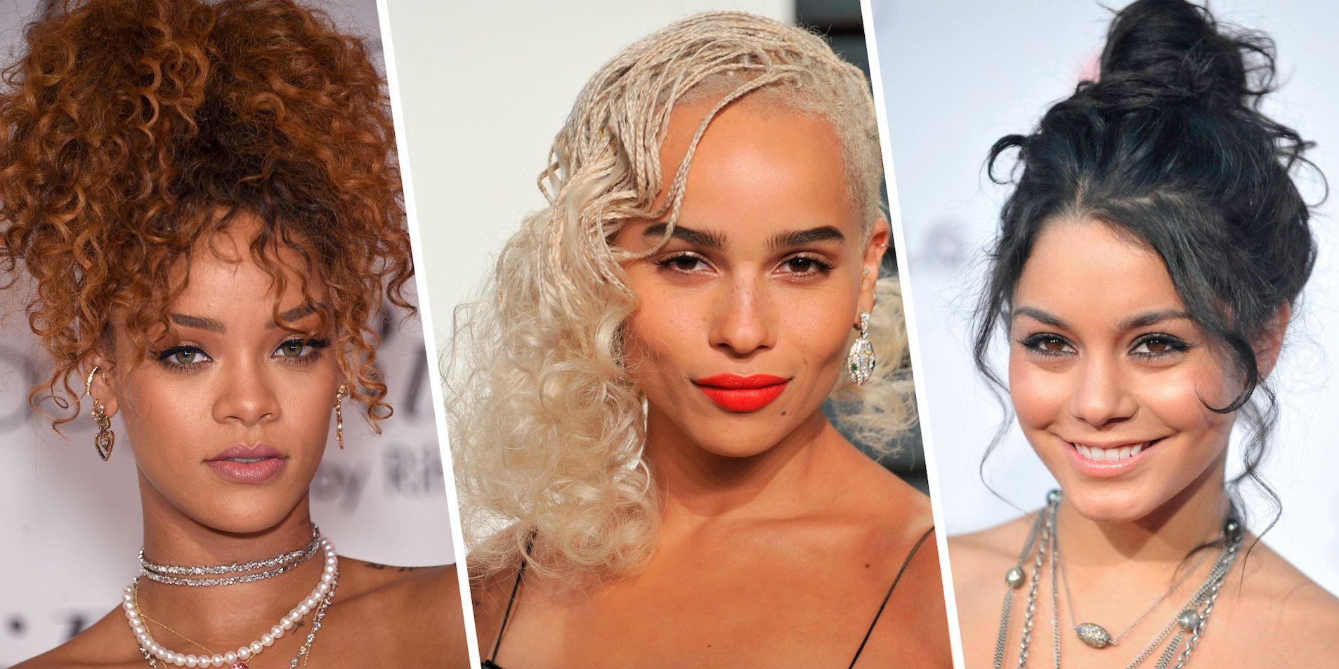 19 Side Fringe Hairstyles For 2019 Celebrity Inspiration