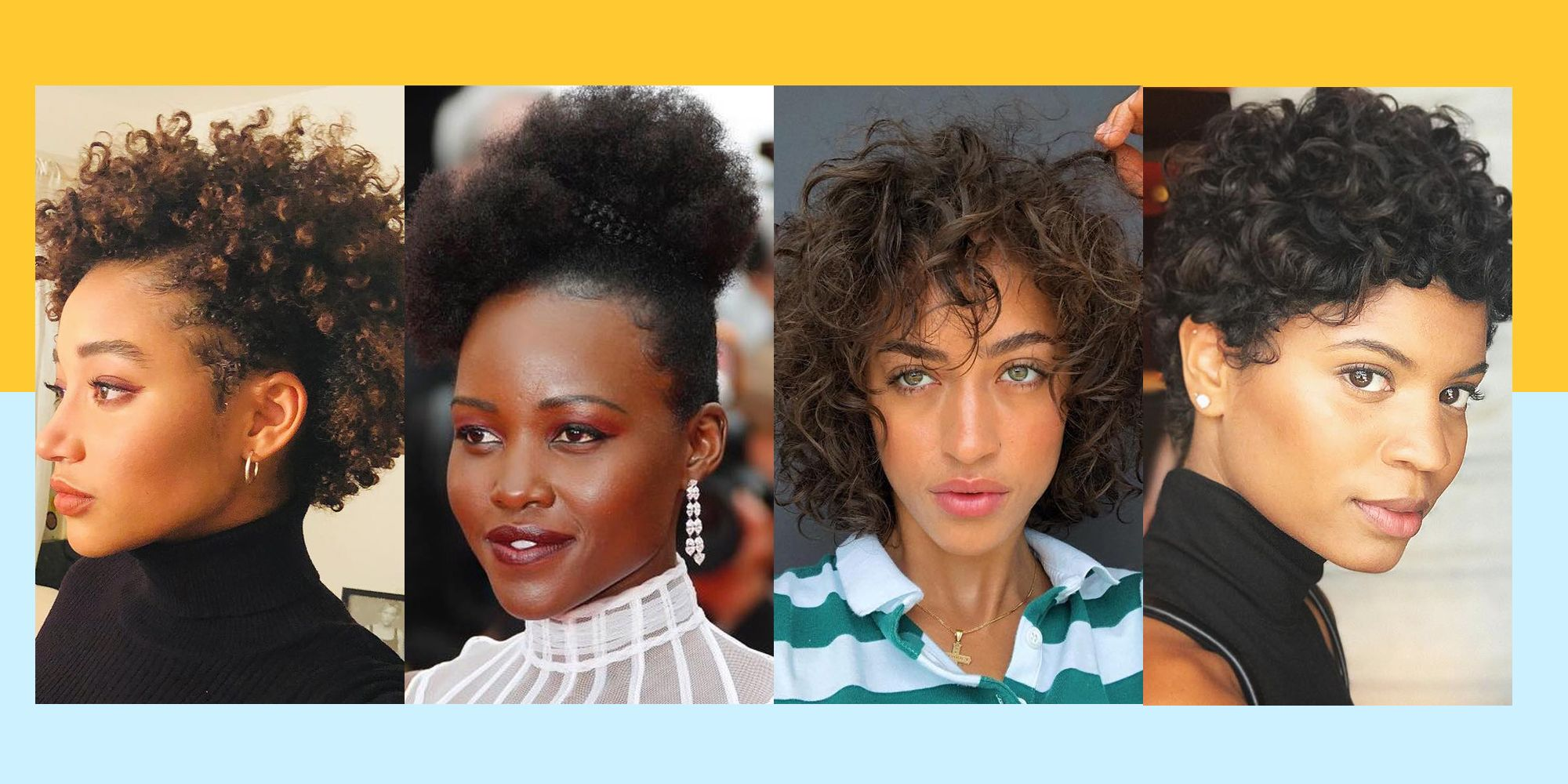 20 Short Curly Hair Ideas For 2020 Best Haircuts For Bobs And Lobs