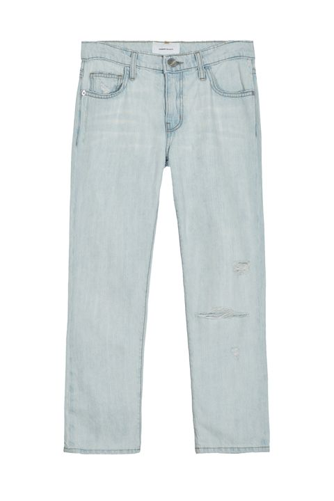 Denim, Jeans, Clothing, White, Pocket, Textile, Trousers,