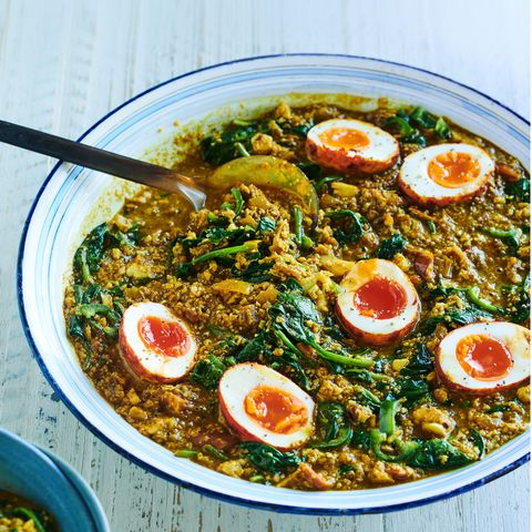 Sri Lankan Egg Curry