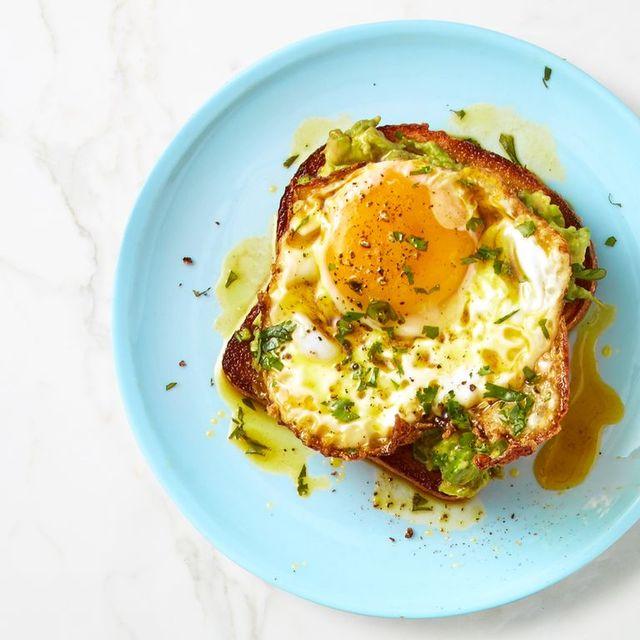curry egg toast recipe