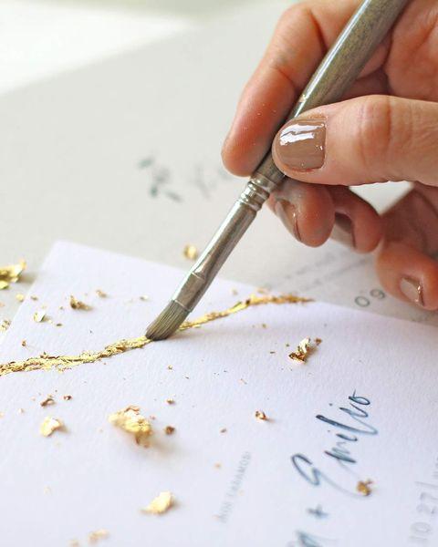 taller de invitaciones de boda hand made