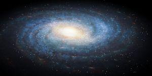 Het sterrenstelsel