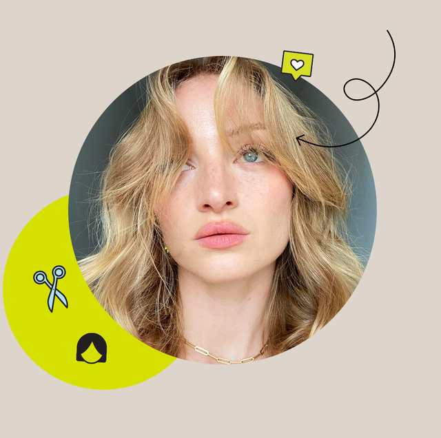 How To Try The Curtain Bangs Trend For 2020 According To Hairstylists