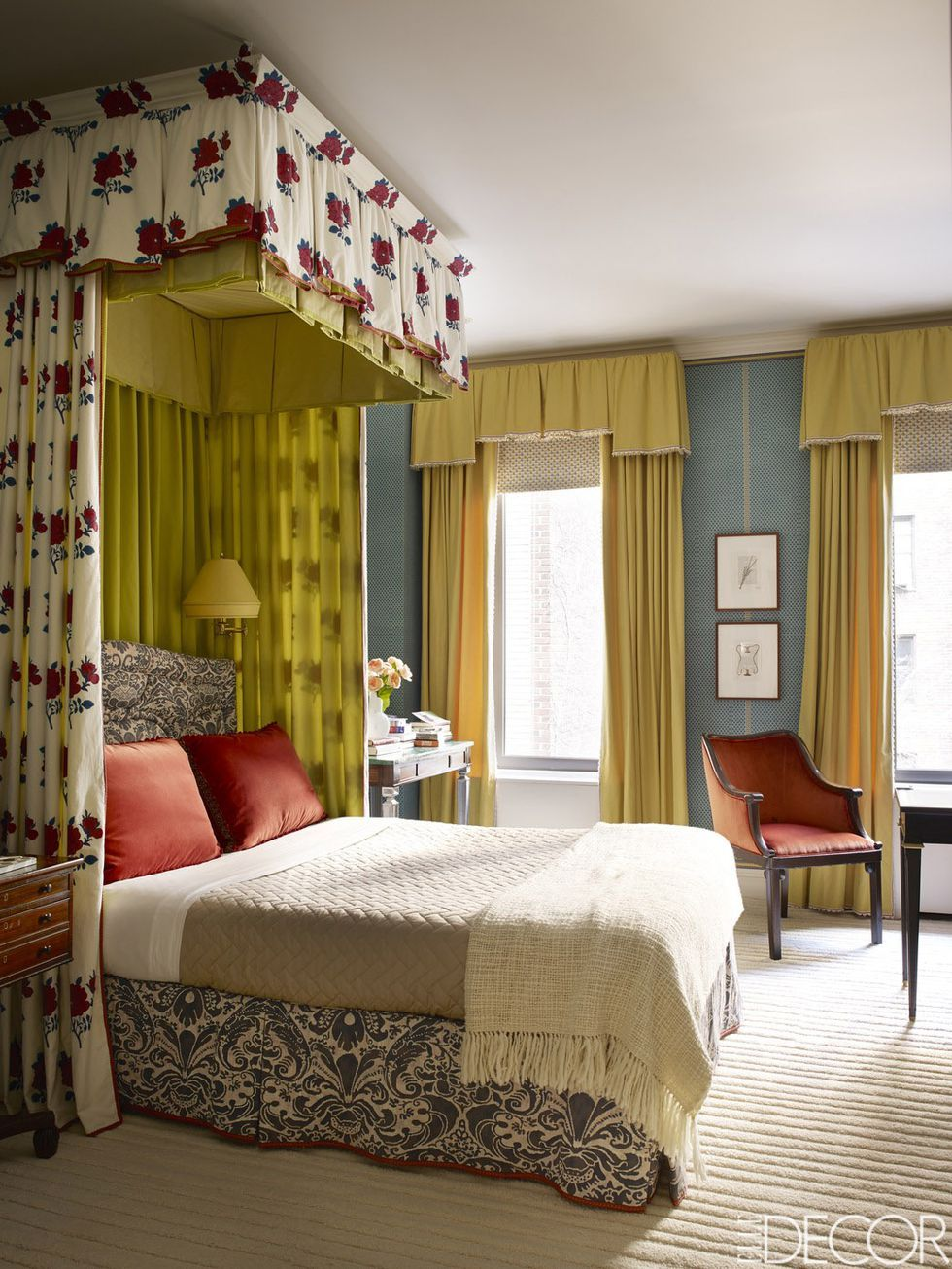best bedroom curtains ideas for bedroom window treatments rh elledecor com