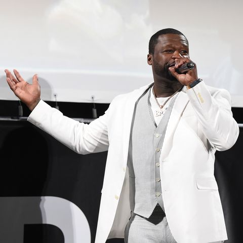 "starz  curtis ""50 cent"" jackson present ""power book ii ghost"" hamptons premiere event"