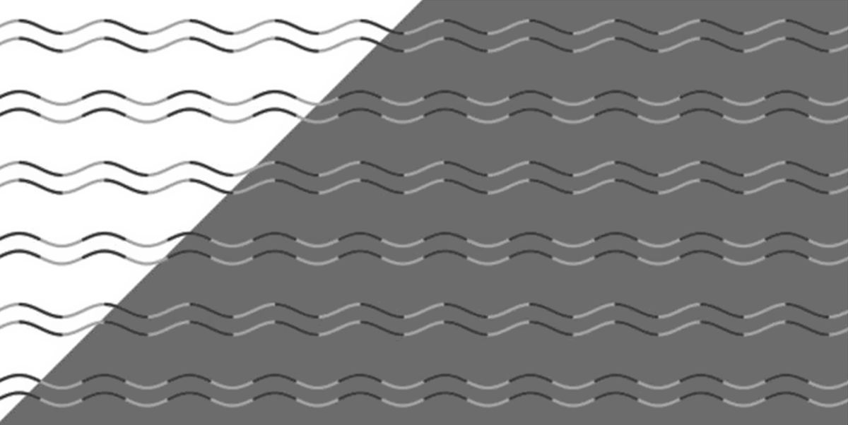 This Incredible New Optical Illusion is Blowing Our Minds  Optical Illusion Logo