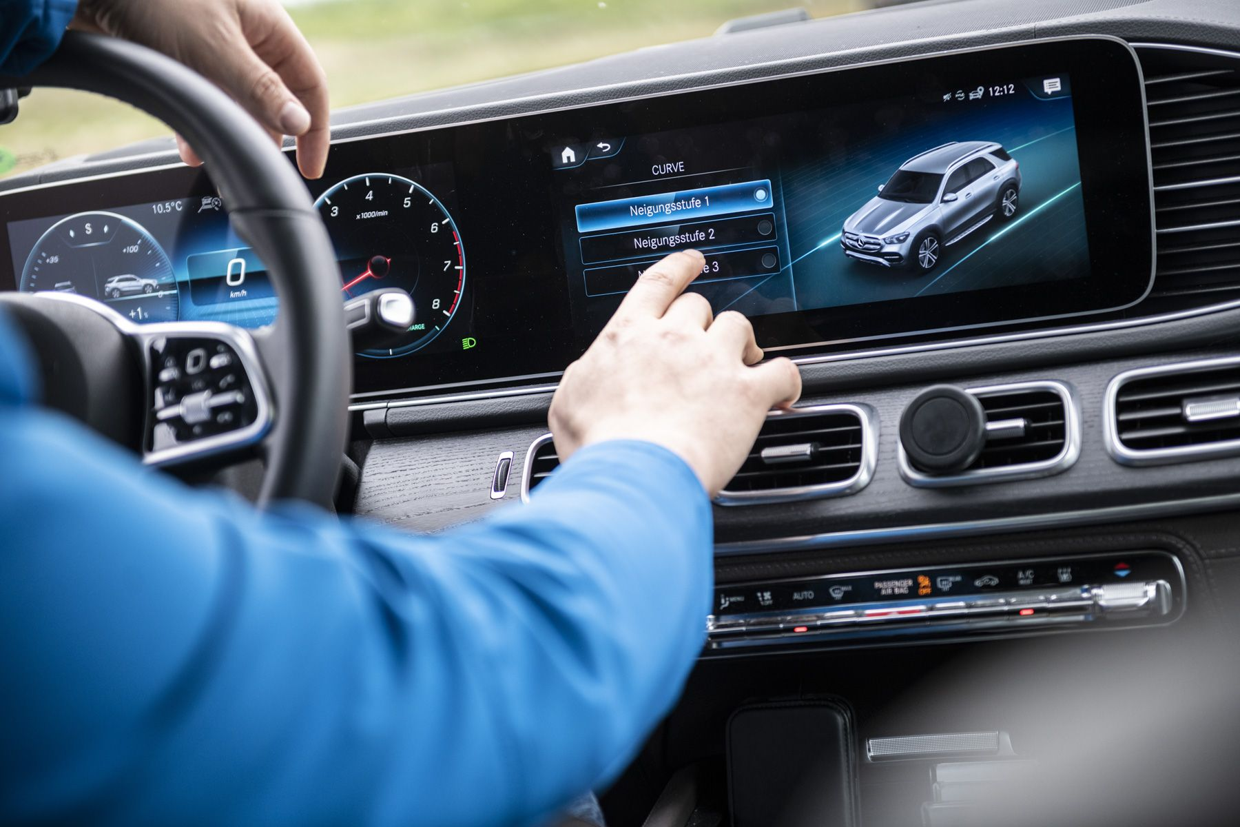 How Mercedes Helps Your Suv Handle Like A Car