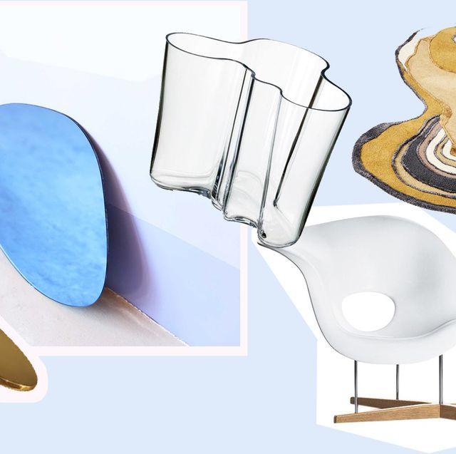 Shop de trend: curved design meubels