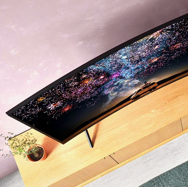 curved tvs best 2019