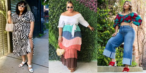 Plus-Size Summer Outfit Ideas for 2019, Courtesy of Stylists ...