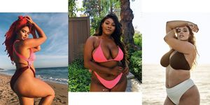 curvy plus size model instagram