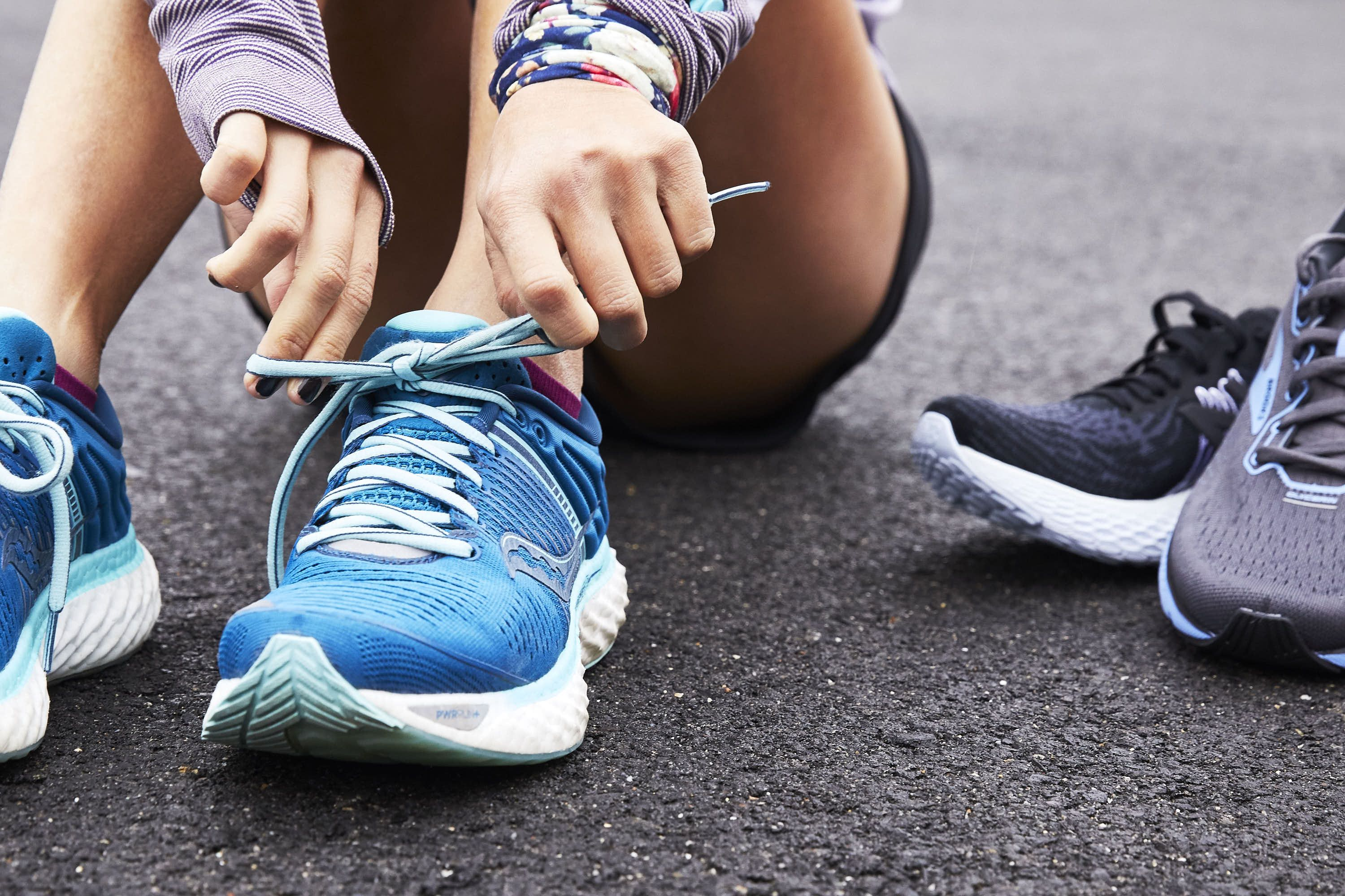 Your Running Shoes, While Comfortable, May Be Making Your Feet Weaker