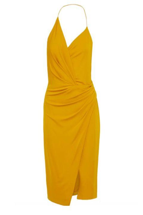 cushnie wrap dress   best wrap dresses