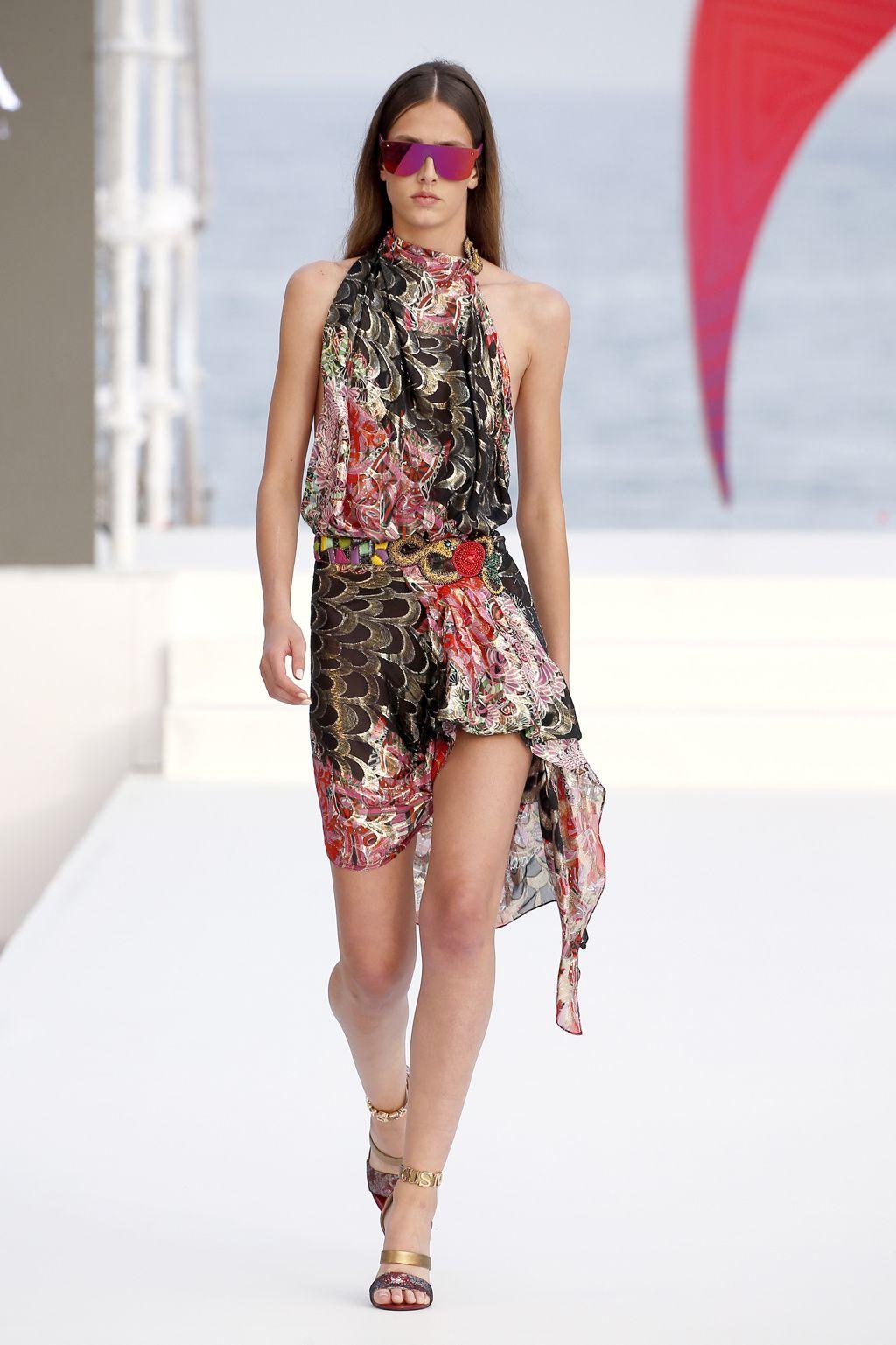 Vestidos verano custo barcelona