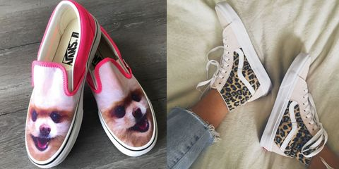 d811993d32 You can now customise your own pair of Vans