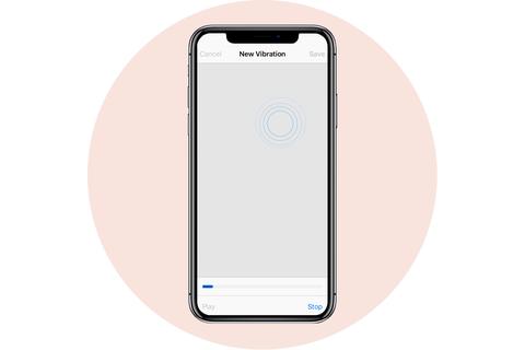 rung iphone tùy chỉnh