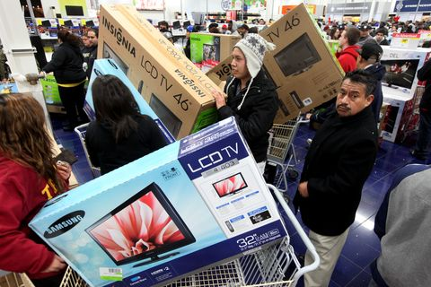 Have We Reached Peak Black Friday Yet? Some Experts Argue No.