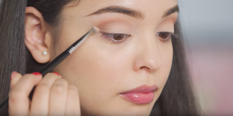 cut crease video tutorial