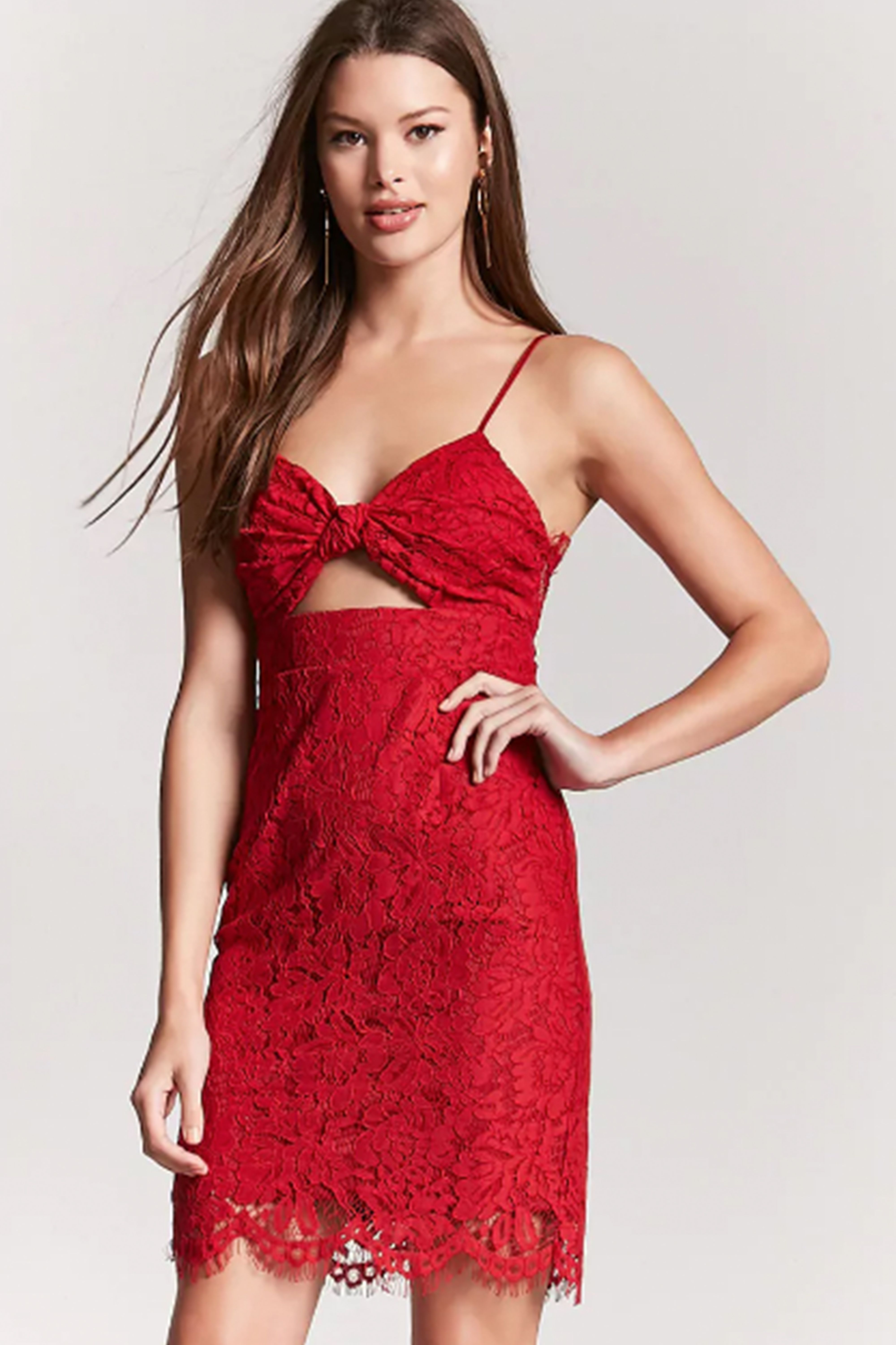 29 Best Red Prom Dresses for 2018 - Bold Red Formal Dresses for Prom