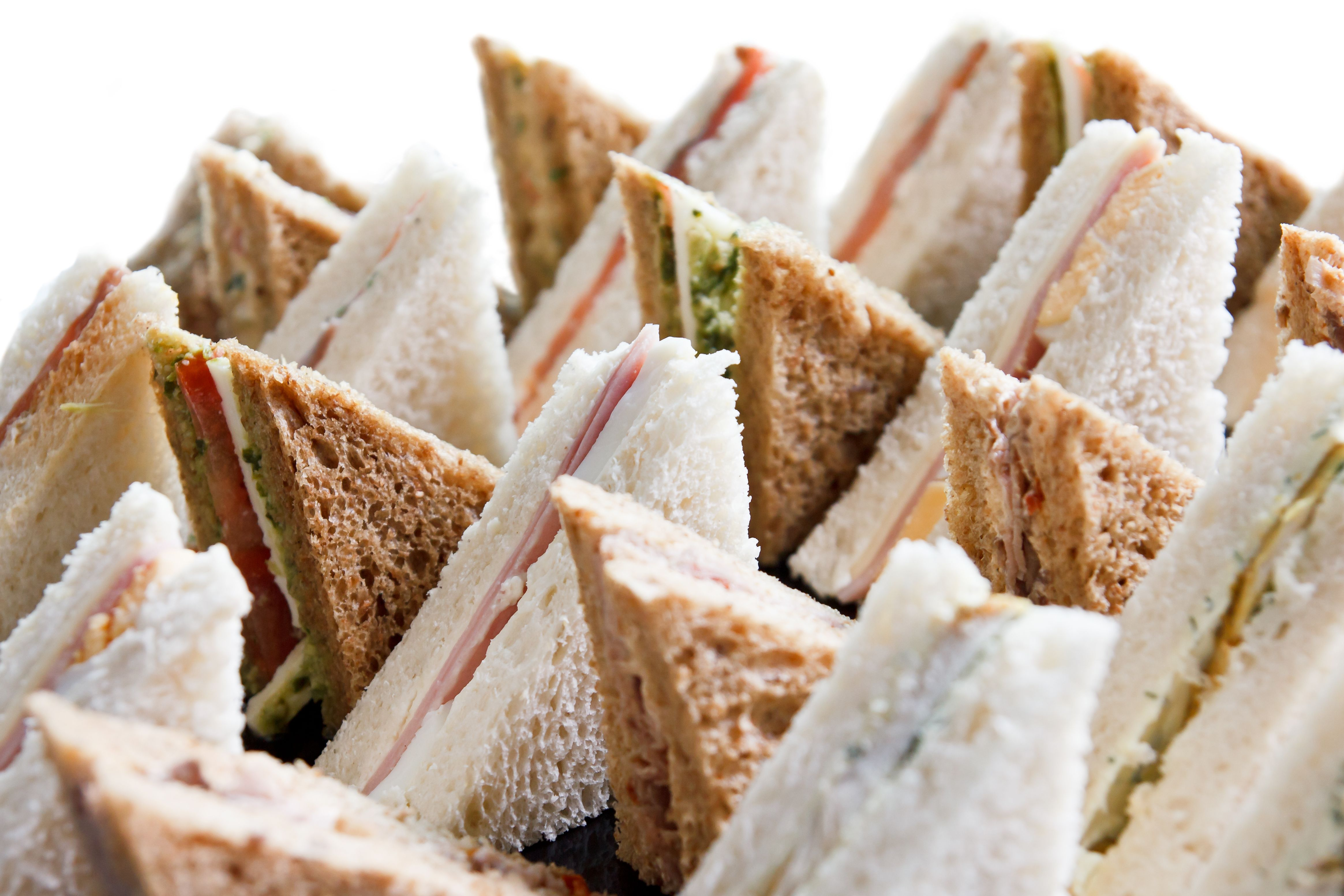 Triangles vs. Rectangles: What's the Better Way to Cut a Sandwich?