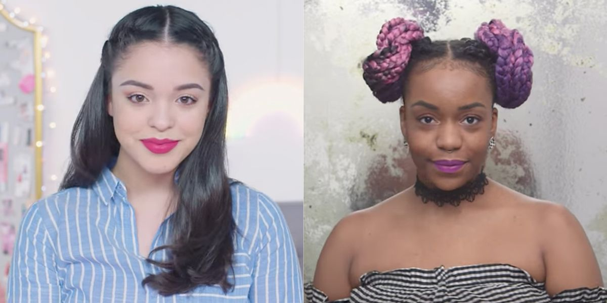13 Super Easy Hairstyles For Teen Girls