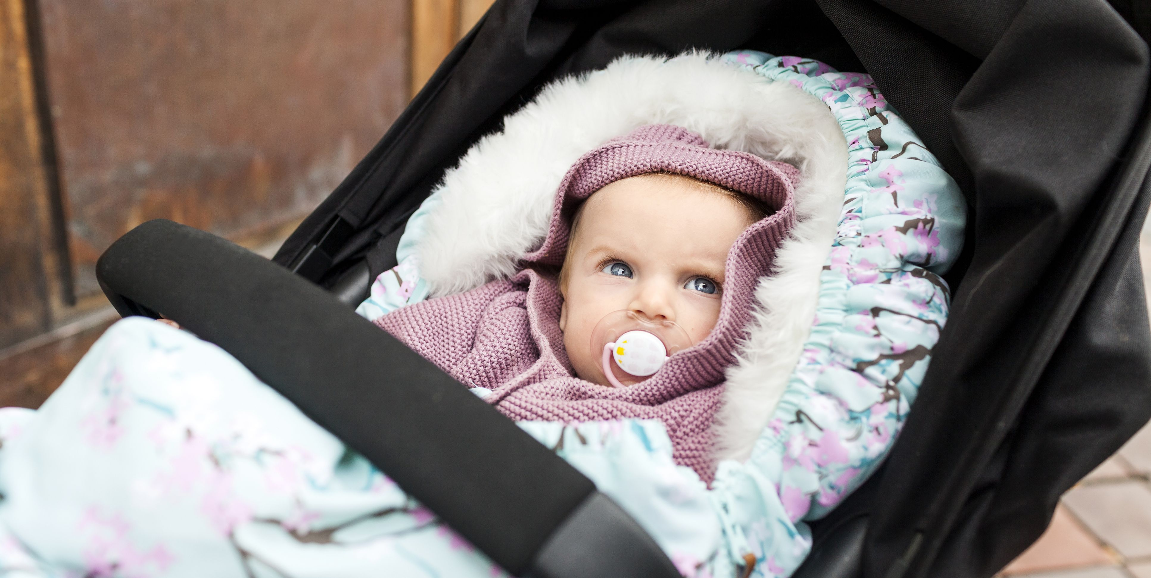 saco cubrepiernas carrito de bebé