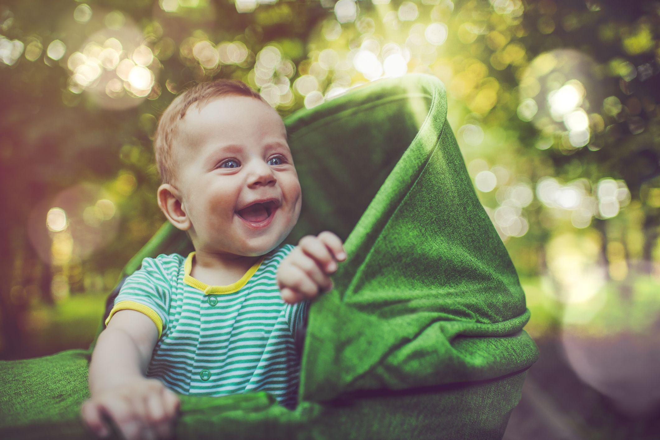 beneficios de la primavera para el bebé