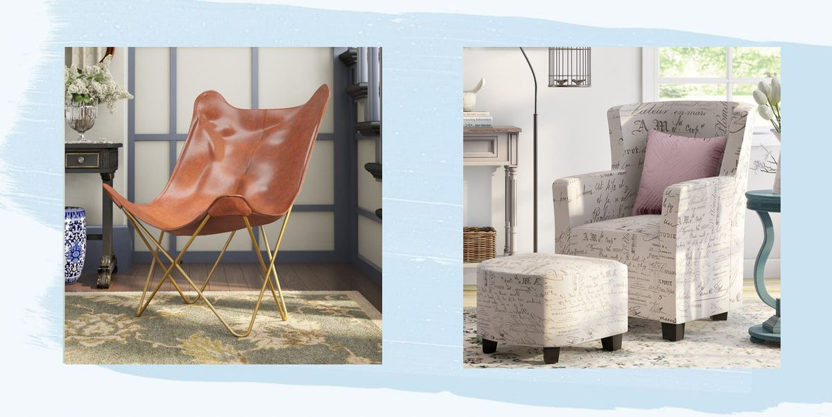 You Need One of These Cute Bedroom Chairs in Your Life