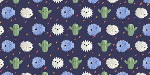 Blue, Pattern, Flower, Textile, Design, Plant, Wildflower, Visual arts, Floral design, Daisy family,