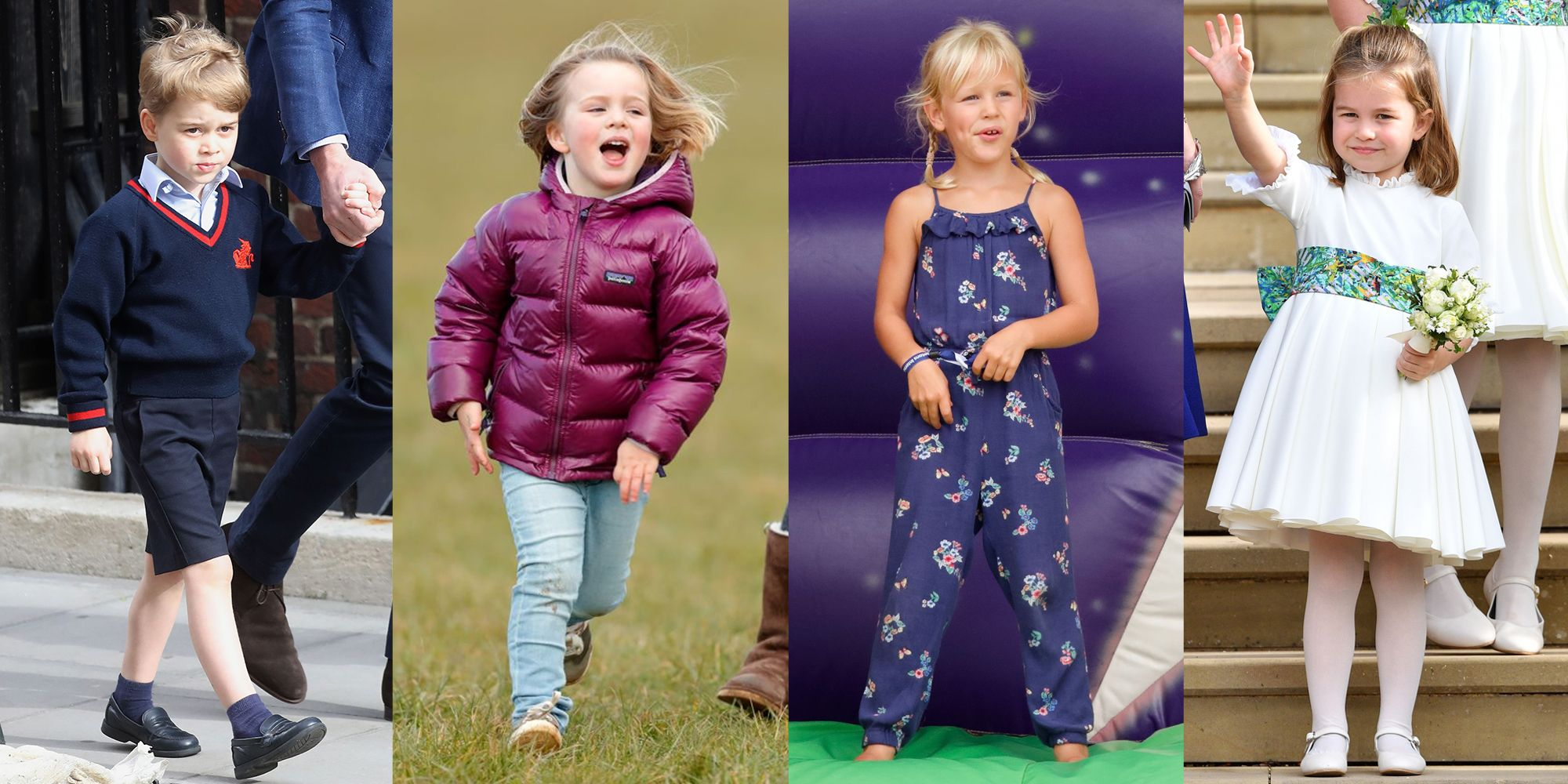 The Absolute Cutest Royal Kid Moments of the Year
