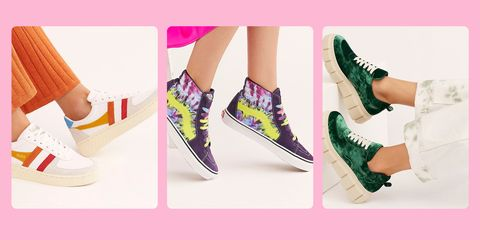25 Sneakers For Girls 2019 Cute Shoes For School