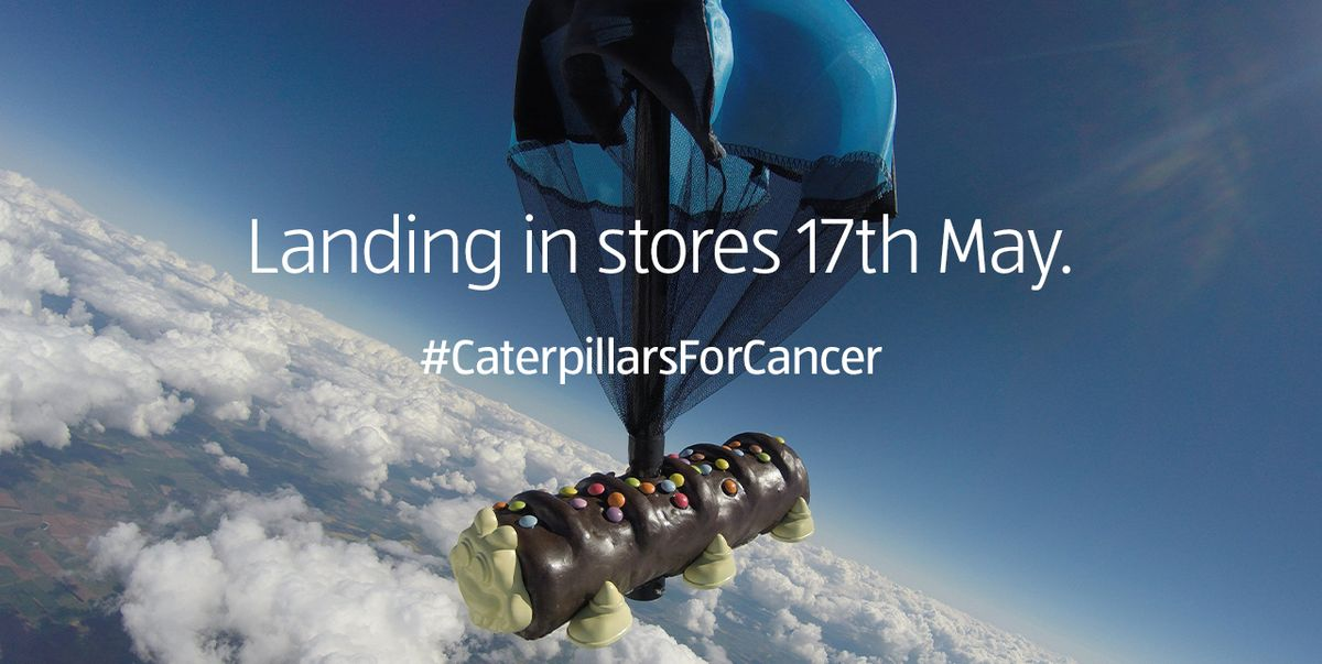 Aldi's Cuthbert The Caterpillar Cakes Are Finally Returning To Stores