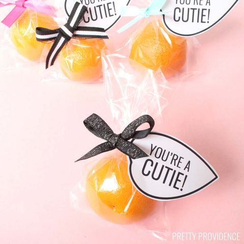 clementine valentines day cards