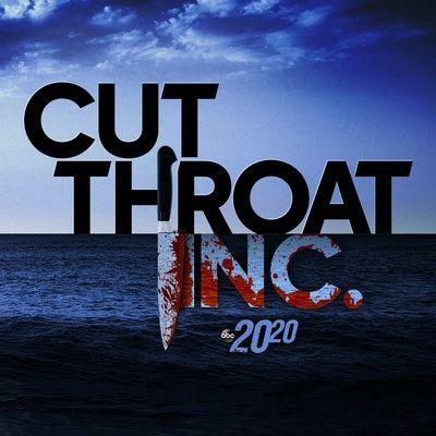 cutthroat inc podcast