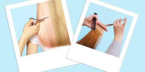 Hair, Skin, Beauty, Hairstyle, Blond, Arm, Long hair, Hand, Human, Neck,