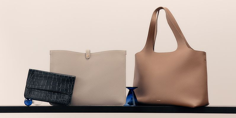 The Only Work Bag We Want to Carry Is Cuyana's