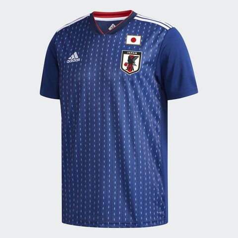6c120018293 Japan home shirt World Cup 2018. Adidas