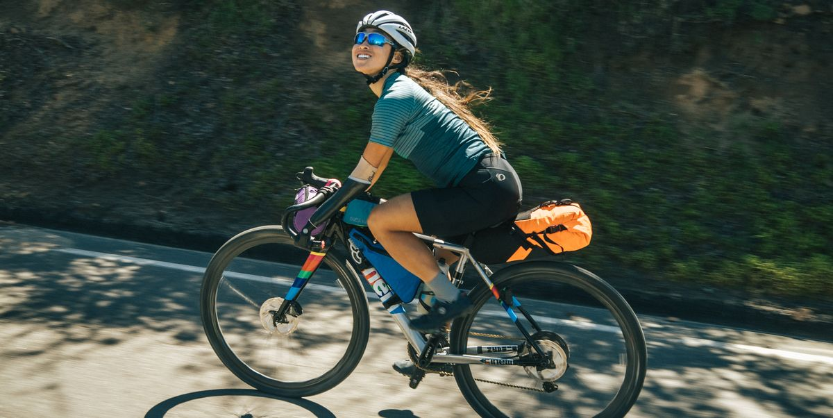 Josie Fouts Started Bike Racing on a Whim. Now She's Contending for the Paralympics