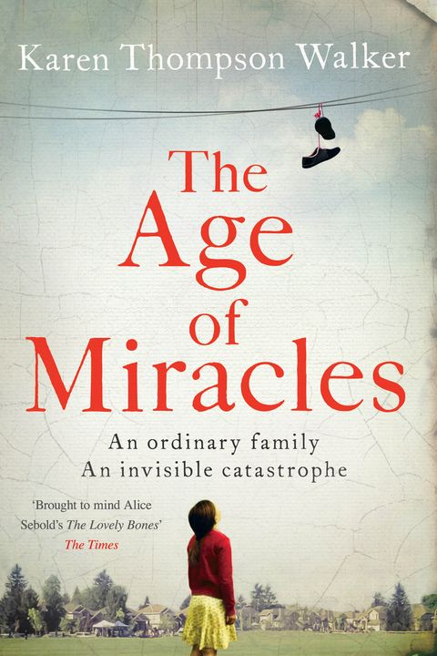 books for teens 'The Age of Miracles'