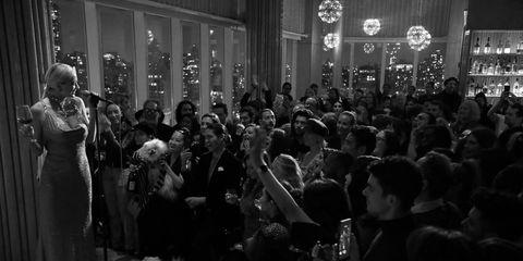 White, Photograph, Black, People, Monochrome, Crowd, Black-and-white, Monochrome photography, Event, Snapshot,