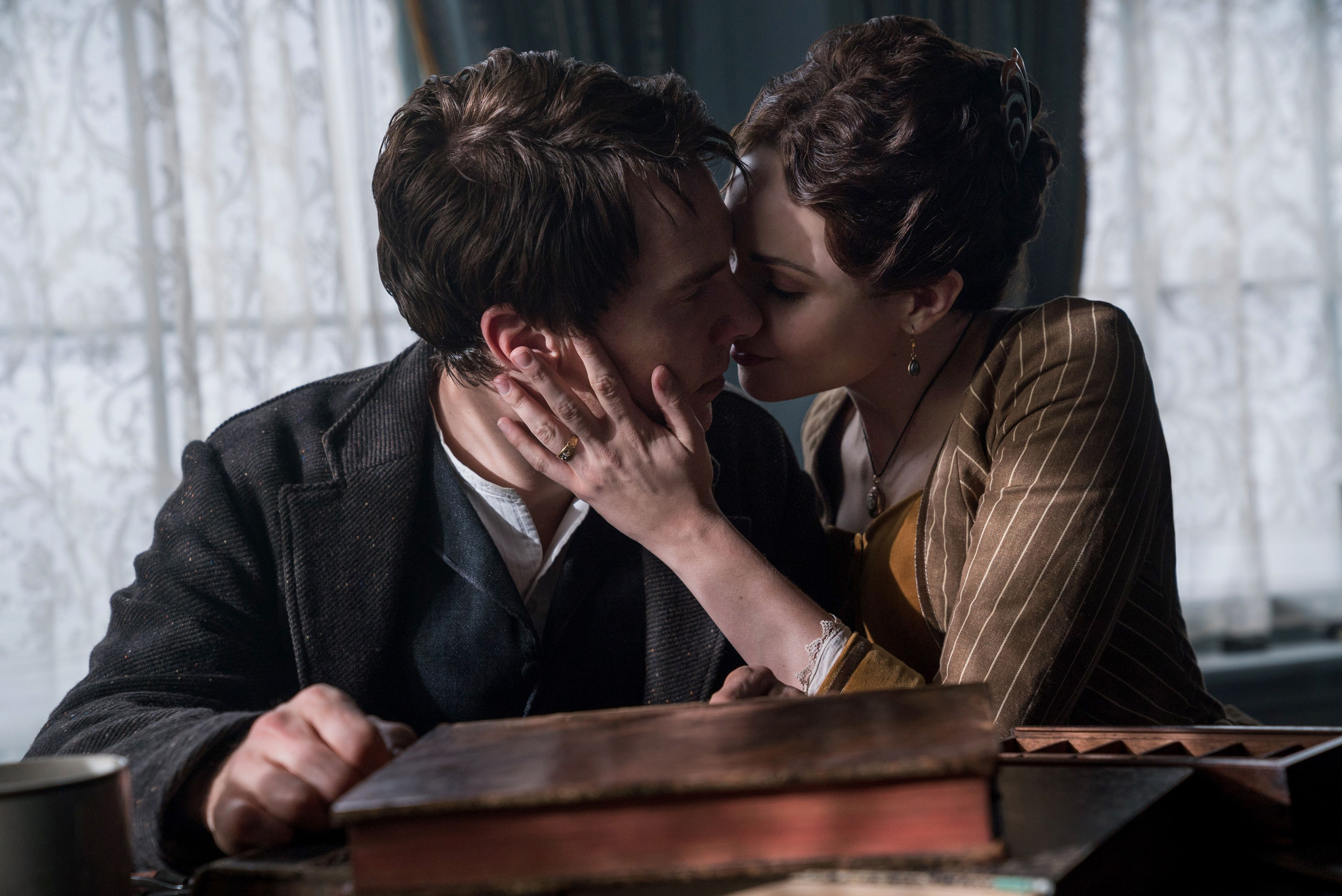 Tuppence Middleton says The Current War with Benedict Cumberbatch started as a musical