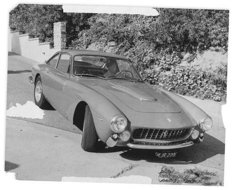 The Strange Life of a Lusso