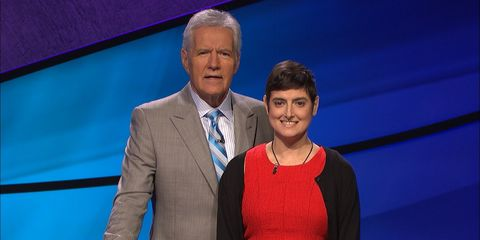 Jeopardy contestant Cindy Stowell