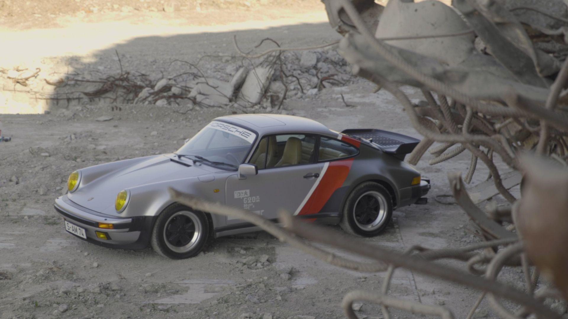 1977 Porsche 930 Turbo Stars In Cyberpunk 2077 Video Game