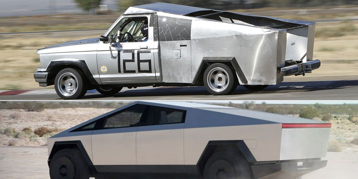 24 Hours of Lemons Cybertruck Homage Nearly Indistinguishable From Real Thing