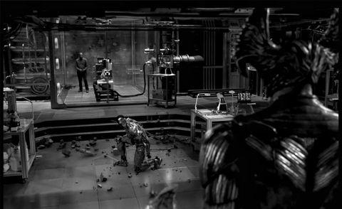 Cyborg, Snyder Cut